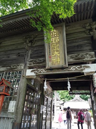 夏休みの日帰りイベント!熊野皇大神社と旧碓氷峠見晴台の行き方は?
