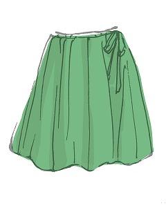 ミモレ丈スカートの着こなし方は?40代でも品よく見える方法は?
