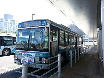 つくば駅から筑波山&筑波山神社へシャトルバス