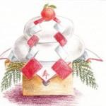 喪中のお正月は鏡餅を飾るもの?おせちやお雑煮は食べてもいいの?