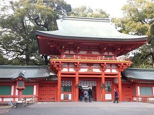 大宮氷川神社節分祭2020