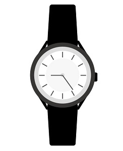高校入学祝い腕時計