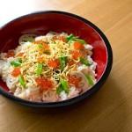 ひな祭りちらし寿司の具材と意味は?副菜とデザート何にする?