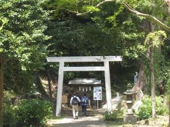 白山神社なる霊山