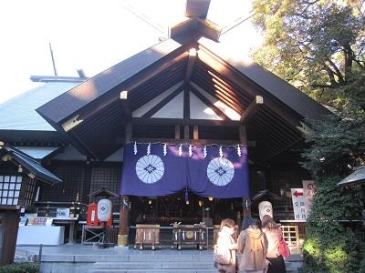 東京大神宮おみくじ大吉400