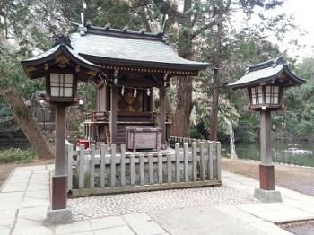 パワースポット氷川神社