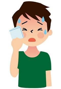 熱中症なりやすい時期となりやすい人とは?いつから対策が必要?