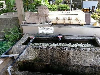 走水神社お水取り