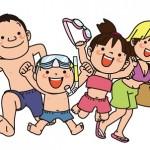 昭和記念公園のプールの持ち物は?営業期間とアクセスは?