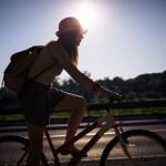 自転車通勤の汗対策女性の場合は?臭い対策はどうする?