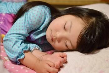 2歳児お昼寝寝ない