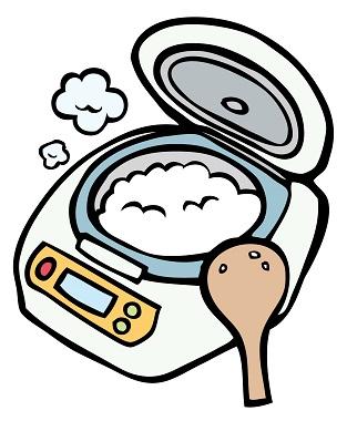 炊飯器コーティング剥がれ