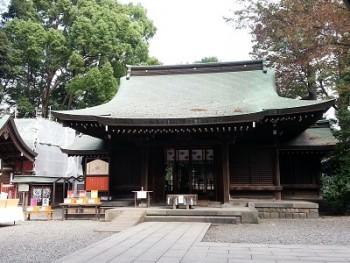 川越氷川神社1