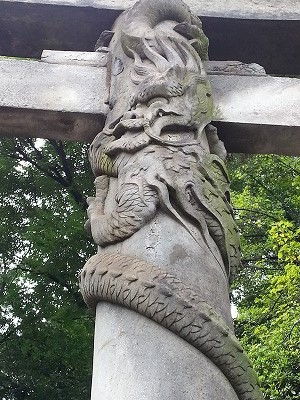 s-品川神社一粒万倍の泉と富士塚 (13)