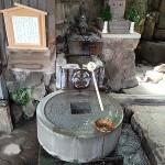 品川神社の一粒万倍の泉のご利益は?富士塚や鳥居の龍もパワースポット?