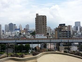 s-品川神社一粒万倍の泉と富士塚 (22)