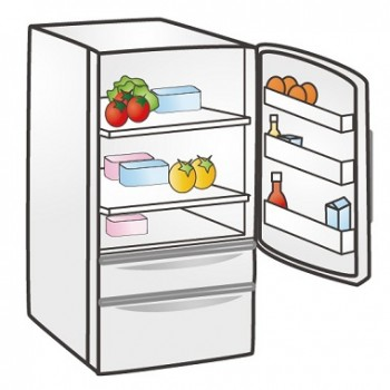 冷蔵庫の臭い消しどうする?重曹など日常品で使えるものは?
