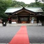 東郷神社初詣の混雑状況は?ご利益は?御朱印や幟情報も。