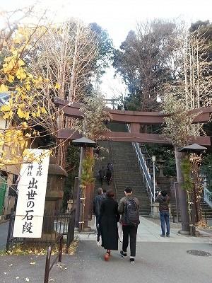 愛宕神社へ神谷町からの行き方!出世の石段を下ってはダメ?帰りのルートは?
