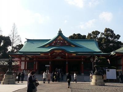 日枝神社で子宝祈願は猿神様にお願い!由来とお参りの仕方は?お守りも紹介♪