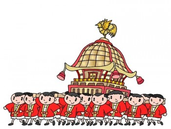浅草三社祭り