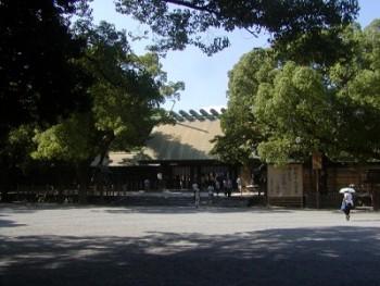 熱田神宮アクセス