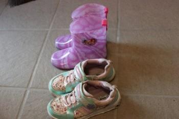 子供の靴が臭い