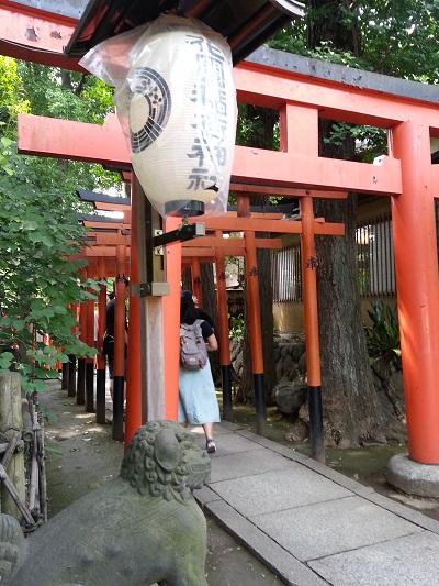 上野花園稲荷神社 (5)