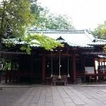 赤坂氷川神社へのアクセス出口は?パワースポット赤坂氷川神社行ってきました!!