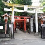 上野花園稲荷神社パワースポット行ってきました?縁結びに効果あり?アクセス情報も。