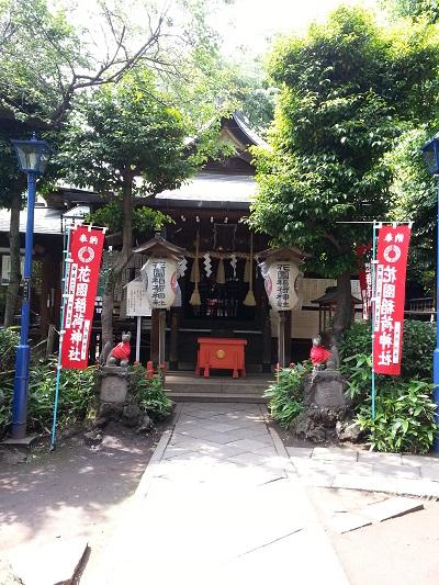 上野花園稲荷神社 (7)