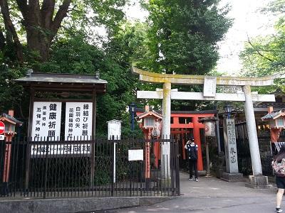 上野花園稲荷神社 (3)