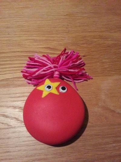 風船人形作り方 (1)