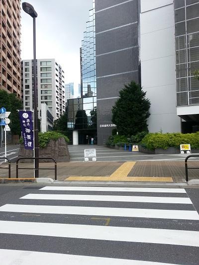 東京大神宮飯田橋西口順路1