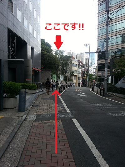 東京大神宮飯田橋駅西口順路7