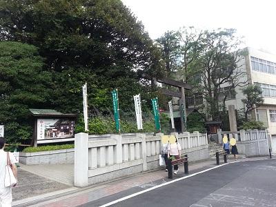 東京大神宮順路8