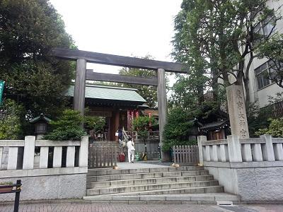 東京大神宮順路9