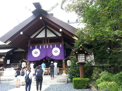 東京大神宮初詣2019
