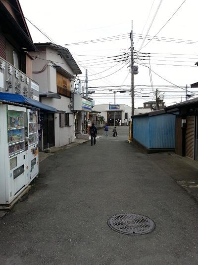 寒川神社アクセス電車宮川駅から徒歩2