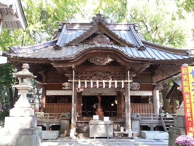 田無神社アクセスと参拝時間は?ご利益と御朱印帳も。