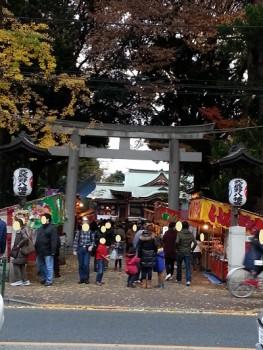 酉の市武蔵野八幡宮2016二の酉に行ってきました!!熊手はどこで購入する?
