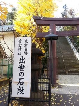 愛宕神社東京の初詣の時間と混雑状況は?出世の石段で仕事運と縁結びも。