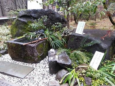 武田神社お水取り (2)