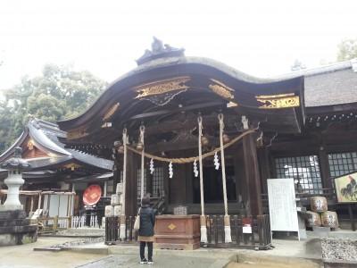 武田神社外観 (4)