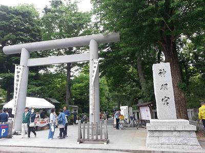 阿佐ヶ谷神明宮アクセス
