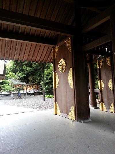 阿佐ヶ谷神明宮門