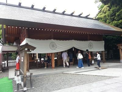 阿佐ヶ谷神明宮ご利益