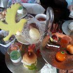 パレスホテルアフターヌーンティー休日6Fラウンジバープリヴェの体験談