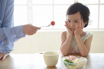 2歳児朝食たべない何をたべる?