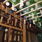 川越氷川神社風鈴を見に浴衣でデート♪混雑状況とライトアップは?
